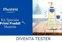 Diventa tester Mustela
