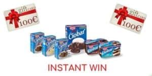 Instant win Ciobar