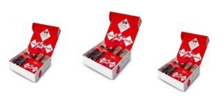 Christmas Box Coca-Cola