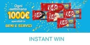 concorso instant win KitKat