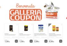 coupon spesa Famila