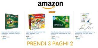 Offerta giocattoli Amazon