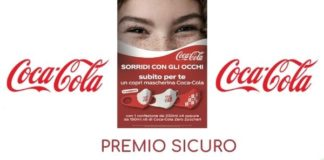 Premio certo Coca-Cola