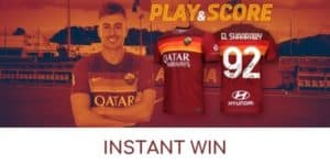 instant win As Roma