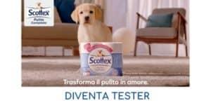 Scottex Pulito Completo diventa tester