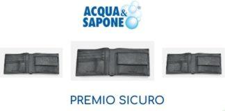 Premio Sicuro Acqua & Sapone