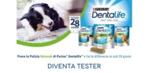 diventa tester Purina Dentalife