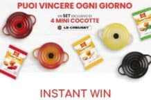 San Carlo concorso instant win