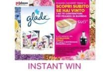 concorso instant win Glade