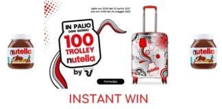 concorso instant win Nutella