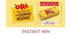 concorso instant win oro saiwa