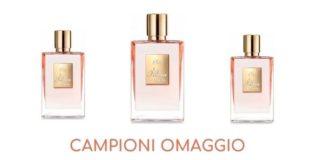 """campioni omaggio profumo """"Love don't be shy by Kilian"""""""