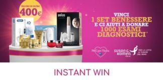 concorso instant win Desideri Collection