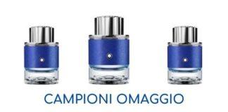 campione omaggio del profumo Explorer Ultra Blue