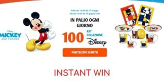 instant win buongiorno italia