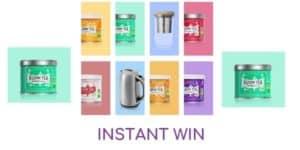 concorso instant win Kusmi Tea
