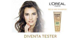 """L'Oreal Elvive """"Più di uno Shampoo"""""""