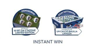concorso instant win Lavazza