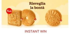 concorso instant win Mulino Bianco