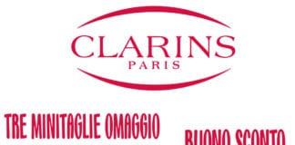 buono sconto Clarins