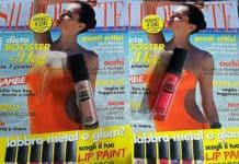 essence lip paint omaggio