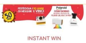 concorso instant win Nesquik