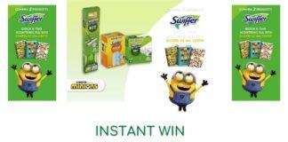 concorso instant win Swiffer