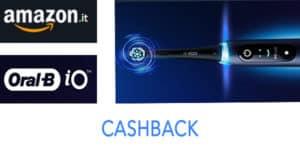 cashback oral-b su Amazon