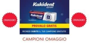 campione gratuito Kukident Expert
