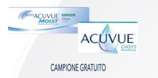 campione gratuito acuvue multifocal
