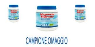 campioni omaggio magnesio supremo