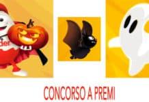 concorso Kinder Halloween