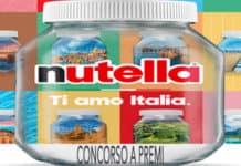 concorso Nutella