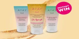 concorso a premi Ayay